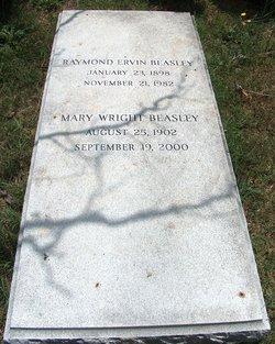Mary Elizabeth <i>Wright</i> Beasley