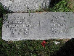 Mary G Creegan