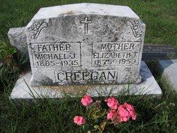 Elizabeth T <i>Stakem</i> Creegan