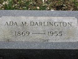 Ada M Darlington
