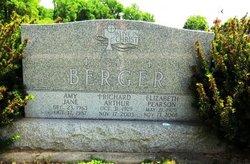Richard Arthur Dick Berger