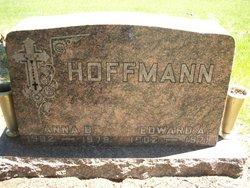 Anna B <i>Bulter</i> Hoffmann