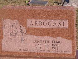 Kenneth Elmo Arbogast