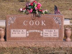 Clyde Thomas Cook