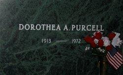 Dorothea A. <i>Andrist</i> Purcell