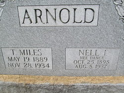 Nell I. <i>Dance</i> Arnold