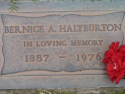 Bernice A. Halyburton