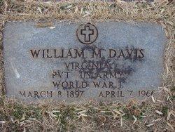 William M. Davis