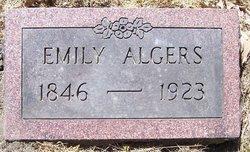 Emily <i>Huber</i> Algers