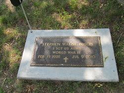 Stephen Wayne Busch