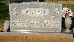 Charlie Frank Allen