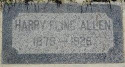 Harry Fling Allen