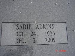 Sadie Adkins