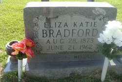Eliza Catherine <i>McKay</i> Bradford