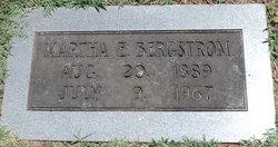 Martha E. Bergstrom