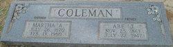 Abe J Coleman