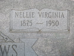 Nellie Virginia <i>Lewis</i> Andrews