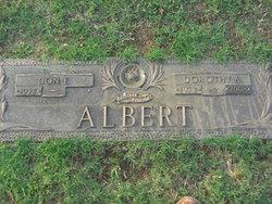 Dorothy Alice <i>Tweedy</i> Albert