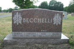 Christine Christina <i>Michele</i> Becchelli