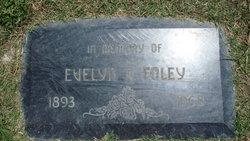 Evelyn <i>Richardson</i> Foley