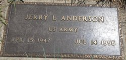 Jerry L Anderson