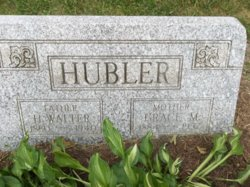 Grace Mae <i>Rothrock</i> Hubler