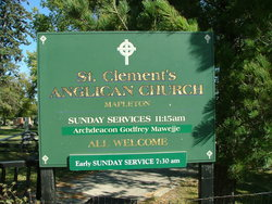 Saint Clements Anglican Church Cemetery