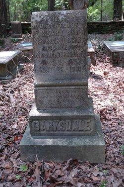 Ida <i>Gary</i> Barksdale