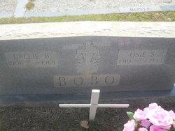 Callie <i>Brooks</i> Bobo