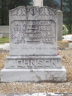 William Walker Billy Johnson