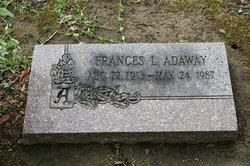 Francis Laurena <i>Dyson</i> Adaway