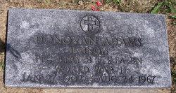 Donovan Adams