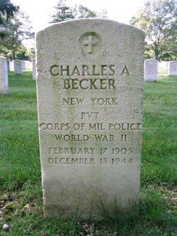 Charles A Becker