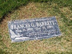 Frances G. Barrett
