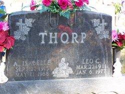 Leo Carlton Thorp