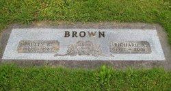 Richard Allen Dick Brown