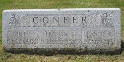 Francis J Confer