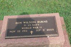 Ben Wilson Burns