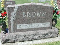 Harry Ellsworth Brown