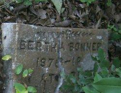 Bertha <i>White</i> Bonner