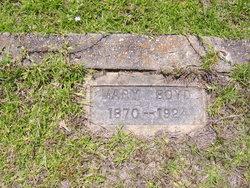 Mary Jane <i>Alexander</i> Boyd Johnson
