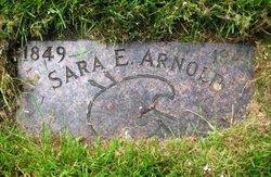 Sarah Elizabeth <i>Beecher</i> Arnold