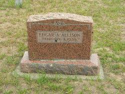 Edgar A. Allison