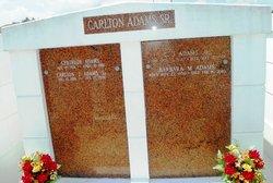 Gertrude <i>Barrios</i> Adams