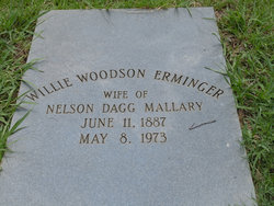 Willie Woodson <i>Erminger</i> Mallary