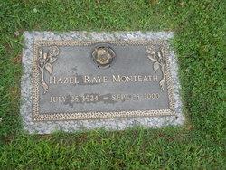 Hazel Carolyn <i>Raye</i> Monteath