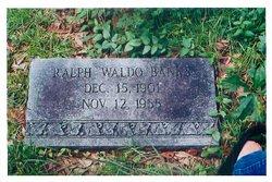 Ralph Waldo Banks