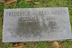 Frederick Albert Fritz Adden