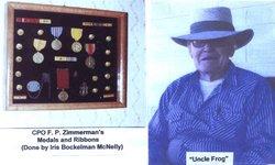 Fielding Philip Uncle Frog Zimmerman