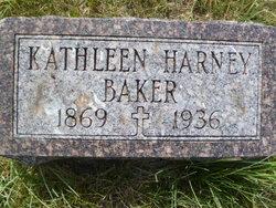 Kathleen A <i>Harney</i> Baker